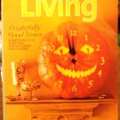 Martha Stewart Living magazine October 2008 Frightfully Good Times Bewitching Halloween AL1787