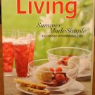 Martha Stewart Living magazine July 2008 Summer Made Simple AL1792