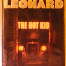 Elmore Leonard The Hot Kid HC DJ 1st ed 1st prt 1930s gangsters AL1796