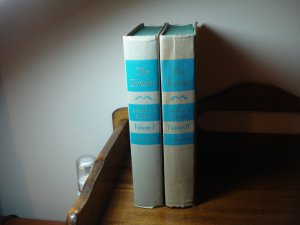 The Tontine Vol I and II Thomas B. Costain HB Doubleday 1st 1955 AL1814