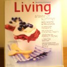 Martha Stewart Living magazine July 2009 Taste of Summer AL1846