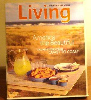 Martha Stewart Living magazine August 2009 Ideas from Coast to Coast  AL1848