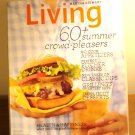 Martha Stewart Living magazine summer crowd pleasers June 2010  AL1855