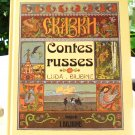 Russian Stories Contes Russes translated to French by Luda Ill. Ivan Bilibine hc fine AL1469