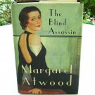 The Blind Assassin Margaret Atwood HB DJ 1st printing near fine AL1487