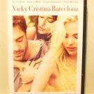 Vicky Cristina Barcelona DVD widescreen English, Bardem Clarkson Cruz Woody Allen Johansson AL1825