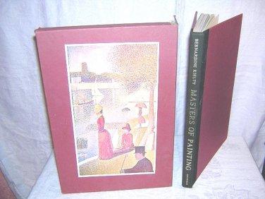 Masters of Painting  Bernardine Kielty 1st edition slipcase 1964  AL1025
