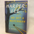 Harper Lee Go Set a Watchman hc dj first edition Harper Collins as new AL1538