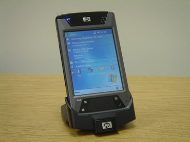 HX4700  HP Ipaq PDA with windows mobile