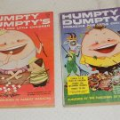 HUMPTY DUMPTY'S MAGAZINE FOR LITTLE CHILDREN (2) JULY &  NOV.   1959