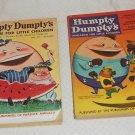 HUMPTY DUMPTY'S MAGAZINE FOR LITTLE CHILDREN (2)  MAY & SEPT. 1955