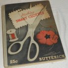 MAKING SMART CLOTHES BUTTERICK EASY BUIDE TO EXPERT METHODS1934 IN USA & BRITAIN