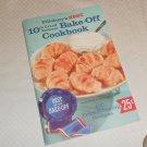 PILLSBURY BAKE-OFF COOKBOOK 100 PRIZE WINNING RECIPES 10TH 1958