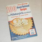 PILLSBURY BAKE-OFF COOKBOOK 100 PRIZE WINNING RECIPES 6TH 1955