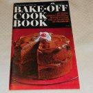 PILLSBURY BAKE-OFF COOKBOOK 100 PRIZE WINNING RECIPES 18TH 1967