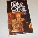 PILLSBURY BAKE-OFF COOKBOOK 100 PRIZE WINNING RECIPES 24TH 1973