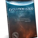 EVOLUTION vs. GOD (Shaking the foundations of faith) DVD
