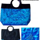 Classique Turquoise Embroidered Bag