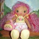 Pixie Petal Felt Doll Pdf ePattern