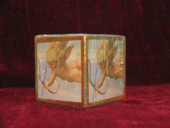 Cupid Angel candle