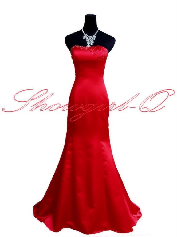 9005 EVENING DRESS PROM BALL GOWN 8 10 12 14 16 18 20