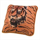 Ferocious Tiger Accent Pillow