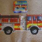 Melissa & Doug GIANT FIRE TRUCK PUZZLE
