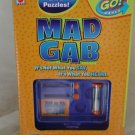 MAD GAB  - TO GO! GAMES by Mattel