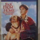 FAR FROM HOME - THE ADVENTURES OF YELLOW DOG DVD