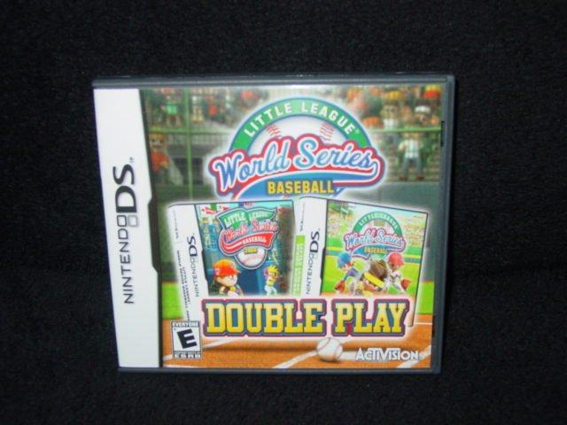 Little League World Series Baseball -DOUBLE PLAY - Nintendo DS Game