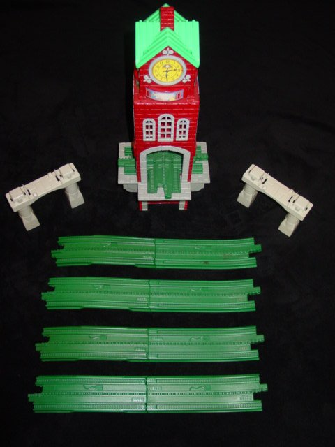 Geotrax - High Chimes Clock Tower