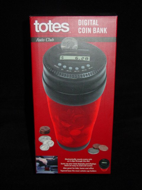 TOTES - Digital Coin Bank
