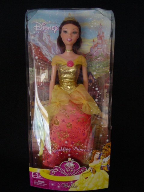 Disney Sparkling Princess - Belle