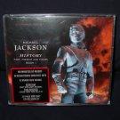 Michael Jackson History - Past, Present, and Future Music CD
