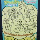 Spongebob Squarepants Draw! Color! Book