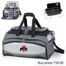 Ohio State Embroidered Buccaneer Cooler Grey/Black