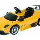 Kalee Kid's Ride On Lamborghini Murcielago LP670 6v Yellow