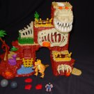 FISHER PRICE IMAGINEXT SYSTEM T-REX MOUNTAIN