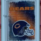 NFL Personalized Brushed Chrome Zippo Lighter Bears