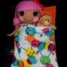 Full Size Lalaloopsy Doll and Sleeping Bag