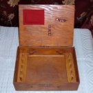 Vintage East Tennessee Make Do Sewing Box, circa 1930s