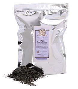 Black Tea: Tippy Earl Grey - 1lb Bulk Bag