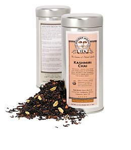 Black Tea: Kashmiri Chai - 4 oz tin