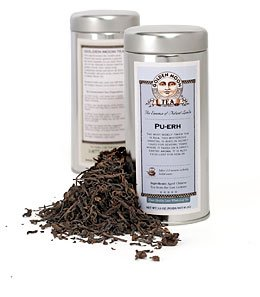 Black Tea: Pu-erh - 2.5oz Tin