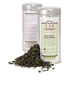 Coconut Pouchong Oolong - 2oz Tin