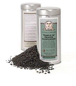 Green Tea: Temple of Heaven Gunpowder - 6oz Tin