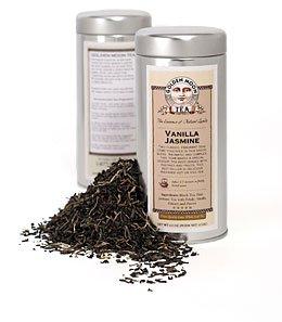 Green Tea: Vanilla Jasmine - 3.5oz Tin