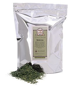 Green Tea: Sencha - 1lb Bag