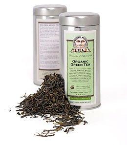 Green Tea: Organic Green Tea - 2.5oz Tin