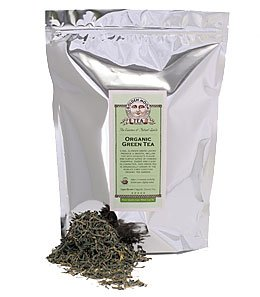 Green Tea: Organic Green Tea - 1lb Bag